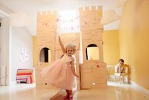 Cardboard Wonderment / by Ru'cucu