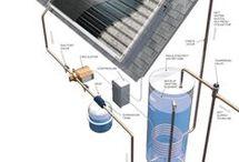 solar, wind etc. energy