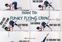 yoga pozície