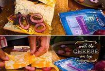 Blockbuster BBQ: Kraft Cheese Recipe for Summer / by Anne Walthall Lehnick