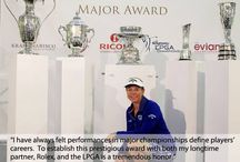 #LPGAQuoteoftheDay / Quotes from some of the top players on the LPGA
