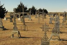 CEMETERIES...HISTORICAL / by Cheri Hopkins