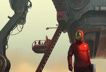 cool stuff (sci-fi)