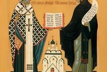 św. Cyryl i Metody/ st.  Cyril and Methodius