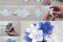 Flores/ manualidades