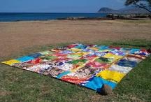 hawaiian tile quilt