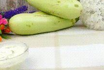 Кабачки, баклажаны. Блюда