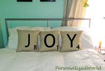 Pillows!!!