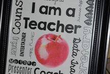 Teacher / Educatie