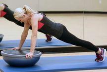 fitness n stuff / by stephanie major
