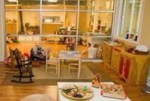 Montessori - Classroom Decor Ideas / by Victoria Denyer