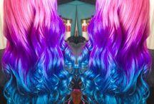 Hair inspiration / Next hair color