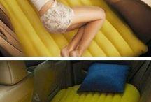 şişme yatak araba arkasi için