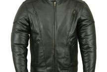 Men's Jackets / Here you will find any men's leather jacket we sell.