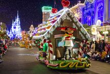 Disney: Christmas at the World / by Lena Hall