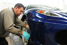 Car Body Repair Centre / Take a tour of Lloyds Autobody Repair shops In Manchester and Liverpool