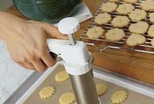 cookie press recipes
