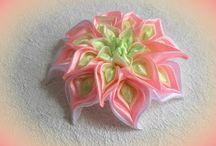 DIY -Kwiaty itp / Krok po kroku i uczę się aby zrobić własną pracą