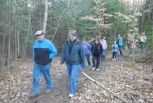 Hiking Door County
