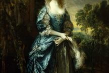 Moda barocca nel 18simo secolo