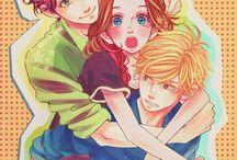 daytime shooting star #manga