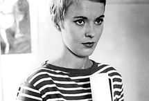 Jean Seberg / by Mary Huntsberry
