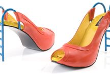 his and her shoes / by Jerry Beck