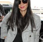 OLIVIA MUNN Arrives at LAX Airport in Los Angeles