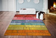 Modern Orient - Patchwork carpets / Aus alt mach neu - umgearbeitete alte Teppiche