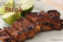 Beef Recipes / by Christi Wilson
