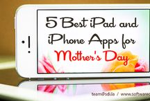 Apps for Mother's Day