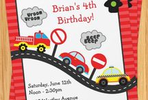 Anthony's 4th birthday ideas / by Mamie Noll