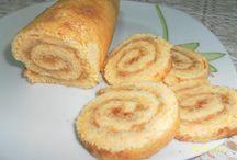 Mancare prajituri - rulada