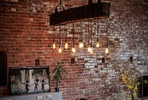 brick lighting