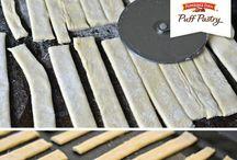 churro sticks
