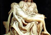 Gotiek beeldhouwkunst / Kunstgeschiedenis opdracht