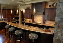 Style & Function - Kitchens / Real Estate experts and homeowners say that a newly remodeled kitchen is well worth the investment for livability and resale!