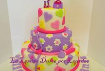 Doc mcstuffins cakes