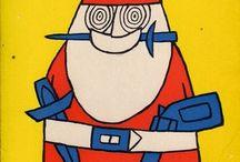 Vintage childrens illustration