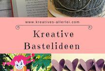 Kreativ mit & für Kinder