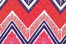 patterns & typography / by Kate Norman