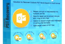 PST Recovery Software / This PST Recovery software allows you to recover PST file