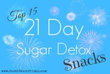 15 detox sugar snacks