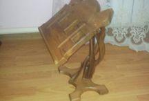деревянная подставка для корана