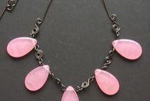 Inspirace - náhrdelníky / Inspirace z Pinterestu i netu na doplňky - náhrdelníky