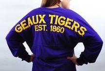 LSU Tigers / by Cj Tannehill