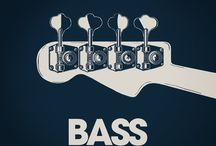 Bass guitars / by Matteo Fedo