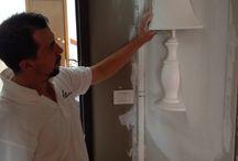 Castrignano works / La nuova serie del celebre arredatore in onda su La 5 ci vede protagonisti con i nostri elementi decorativi