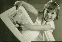 ● Tengo nuevo amigo, se llama Libro. / Para que sirven las hojas de papel?