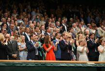 Wimbledon jamais à court de prestige / Wimbledon, le tournoi de tennis le prestigieux